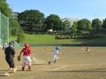 野球日和の2つの練習試合
